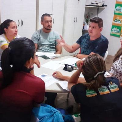 Irauçuba recebe reunião do Comitê Intersetorial do Projeto Melhores Infâncias