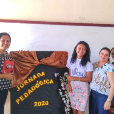 Equipe do Projeto ELO de Saberes participa da Semana Pedagógica em escolas de Acaraú (CE)