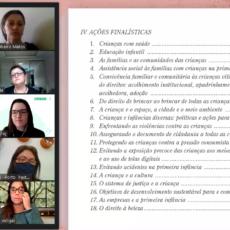 Webinar compartilha conhecimento técnico sobre Plano Primeira Infância com municípios brasileiros