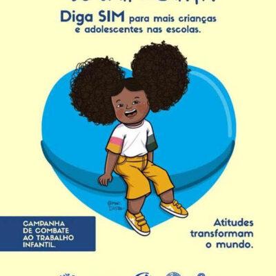 IFAN apoia shoppings de Fortaleza em campanha pelo combate ao trabalho infantil
