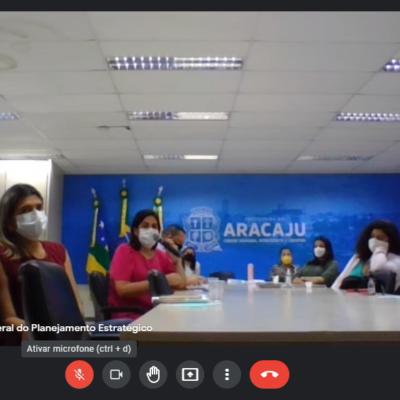 Planos Primeira Infância inicia diagnóstico da primeira infância no município de Aracaju (SE)